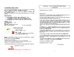 Bulletin Municipal – Juillet 2015