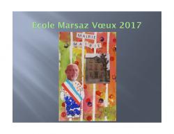 Ecole de Marsaz – Voeux 207