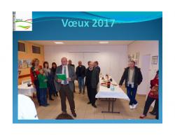 Voeux du Maire 2017